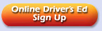 Online driver's ed credit card sign up.